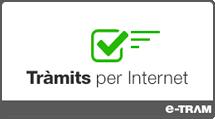 Tràmits i gestions (e-TRAM)