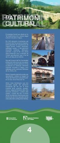 Exposició riu Ter